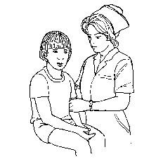 enfermera/cuidadora