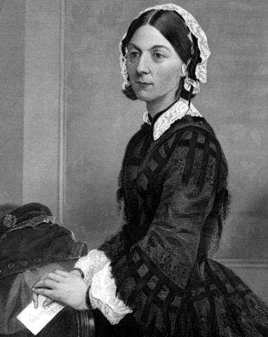 enfermera y escritora