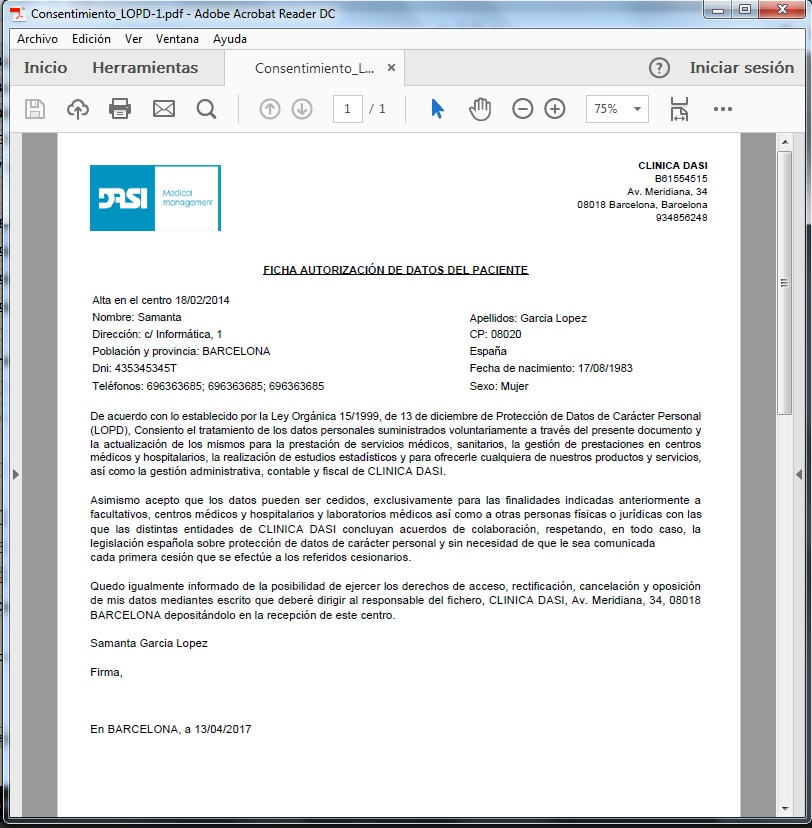 Urología (eClinic)